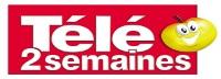 Télé 2 Semaines logo